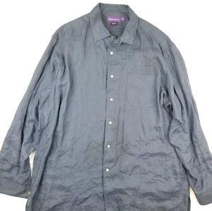 Ralph Lauren Purple Label XL Long Sleeve Button